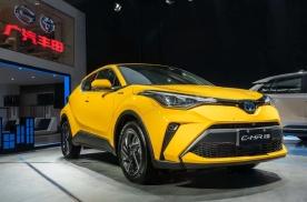 2020广州车展丨千呼万唤始出来,广汽丰田C-HR双擎亮相车