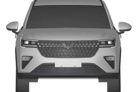 跨界轿跑SUV?银标第三款车型 五菱全新SUV曝光