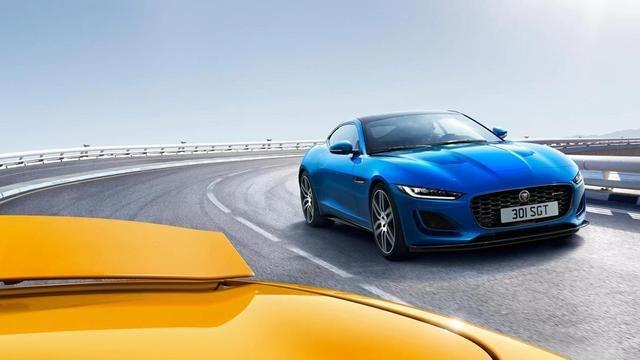 捷豹跑車F-TYPE正式交付頂配91.8萬元搭V6發動機-愛咖號
