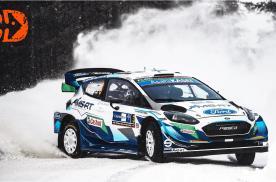 【精彩集锦】2021 WRC芬兰站