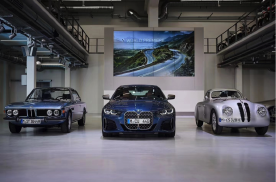 BMW双肾进化史