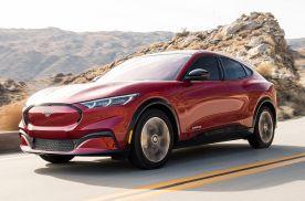"Mustang Mach-E全球试驾,福特""电马""给不给力?"