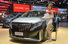 2021上海车展丨后排满满奢靡风 广汽传祺M8四座版发布