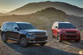 Jeep面对销量增长压力,或为切诺基更换一个新的名字
