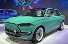 重磅|柠檬平台潮派概念车发布,长城将再次打造轿车!