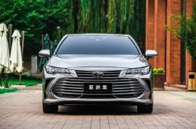 """亚洲龙销量持续下滑,一汽丰田或将""""失天下"""""""