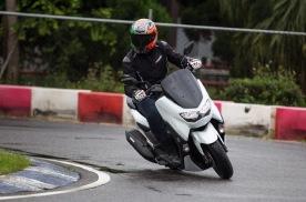 2020年国内最火爆踏板摩托,雅马哈NMAX15,综合性能强