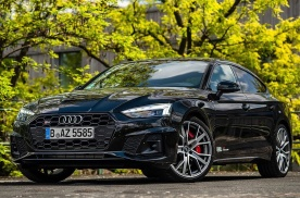 精致运动的设计 新款奥迪S5 Sportback实车