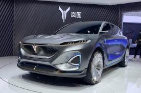 增程+纯电双版本,岚图首款SUV预生产下线