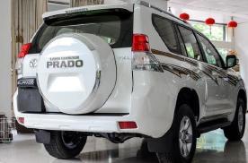 普拉多3.5L停产在即,但2.5L已经在路上了,你受得了吗?