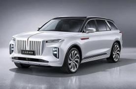 比宝马X7还大,配水晶挡把!这样的中国顶级SUV哪里找?