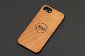 造物·新鲜事丨马自达发售一百周年纪念手机壳