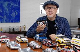 《四万说车》之车模线上博物馆