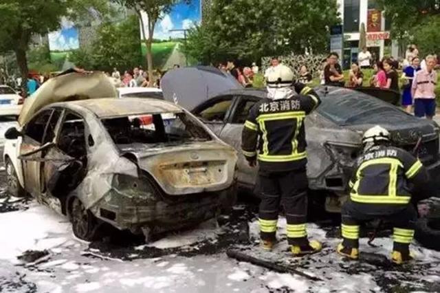 特斯拉汽车,蔚来汽车自燃后引发的一系列深思