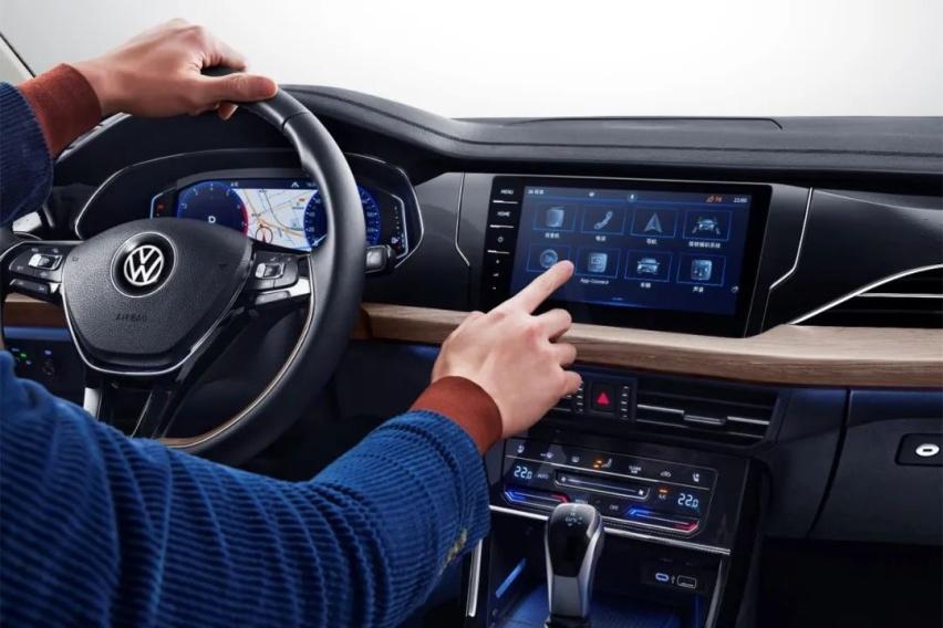 车载系统进化到哪步了?大众可操控智能家居,自主更梦幻-爱卡汽车爱咖号
