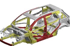 广汽传祺GS4碰撞测试解析:乘员保护与奥迪Q5一样优秀