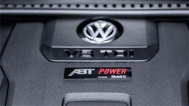 真牛,动力搭载3.0T+V6发动机,新款大众途锐推出性能版
