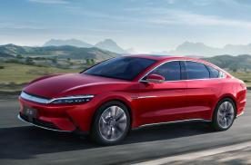 30万以内电动车市场的弄潮儿,比亚迪汉EV
