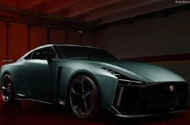 774万的GT-R来了 全球限量50台 峰值扭矩780N•m
