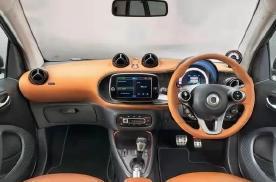 车漆和韭菜一样绿!电动smart双门特别版续航129公里
