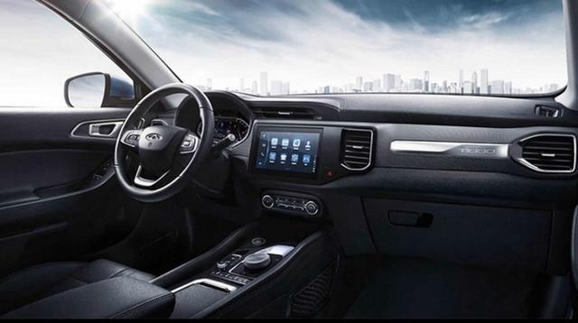 续航达410km或10万起售,奇瑞新能源重磅纯电SUV将上市