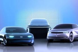 现代汽车全新电动平台E-GMP亮相,多有哪些亮点?