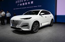 据悉明年长安将发布第三款UNI车型