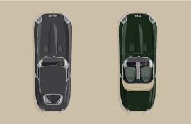 致敬传奇 捷豹经典车部门将推出E-Type 60周年典藏版