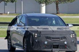 【新车预告】#起亚新款ProCeed车型路试谍照曝光#