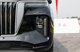 气场不输劳斯莱斯,才预售55万起,这款国产全尺寸SUV真长脸