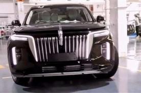 红旗要出纯电动SUV了? E115量产版车型曝光,预计今年年