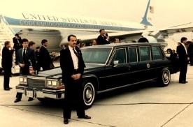 盘点近些年那些美国总统的豪华座驾