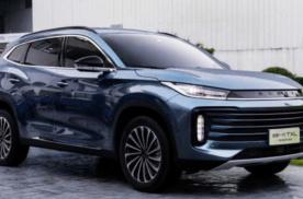 新款星途TXL正式亮相 北京车展开启预售
