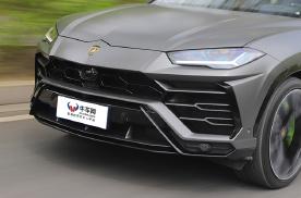 是不是地表最快的SUV?牛车网试驾兰博基尼 Urus!