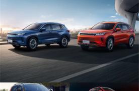 国产高端品牌争夺SUV一哥,这三款车究竟谁能夺冠?