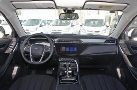 最自主的福特SUV,江铃福特领界究竟如何?
