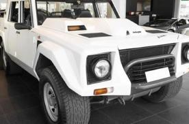 1989年的兰博基尼LM002竟然比最新款的Urus还贵!