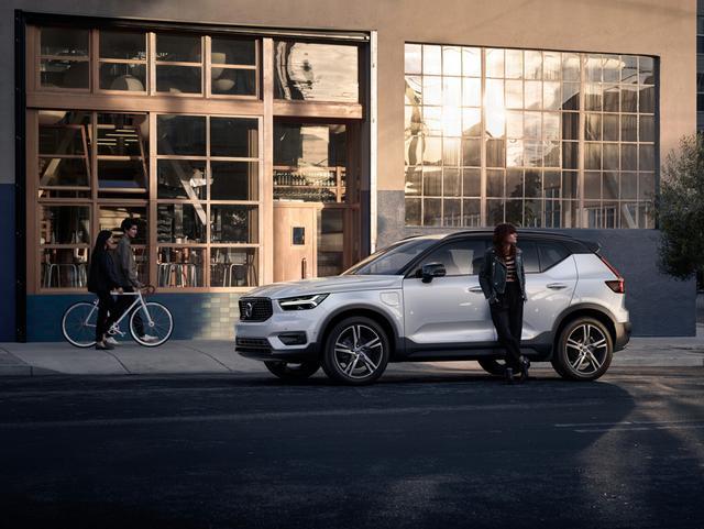 26.5万元起 都市豪华纯正SUV沃尔沃汽车全新XC40开启预售