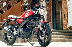 雅马哈复古系列老幺诞生 XSR125欧洲首发 售价4万人民币