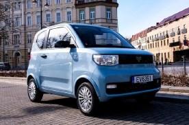 身价倍增起售9999欧元 换标宏光MINI EV海外上市