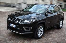 百公里油耗低至1.百公里75L,新款Jeep自由侠4xe发布