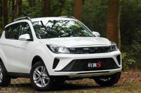 6万级自动挡小型SUV!新款长安欧尚科赛5正式上市!