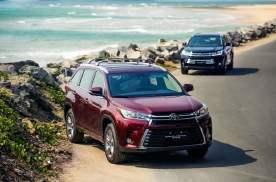 依旧是中型SUV标杆?丰田全新汉兰达2020款预计12月上市