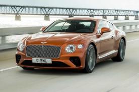 快讯|新款宾利欧陆GT V8车型上市 百公里加速4秒