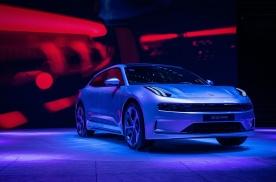 领克ZERO concept北京车展亮相 纯电动高性能轿跑