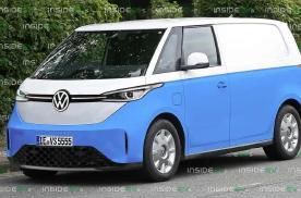 大众ID Buzz将提供三种不同版本车型 计划2024年上市销售