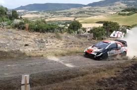 【精彩集锦】2021 WRC意大利站