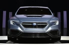 斯巴鲁WRX将在9月现身,性能版STI最大马力400匹