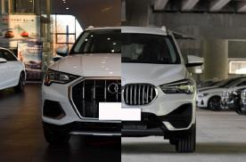 「宿敌较量」20万买豪华紧凑型SUV?Q3和X1怎么选?