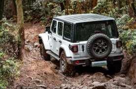 Jeep牧马人4×e是越野车的未来?还是无奈?